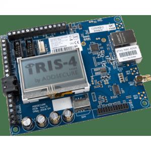 Tiedonsiirtolaite IRIS-4 DUAL IP + 4G