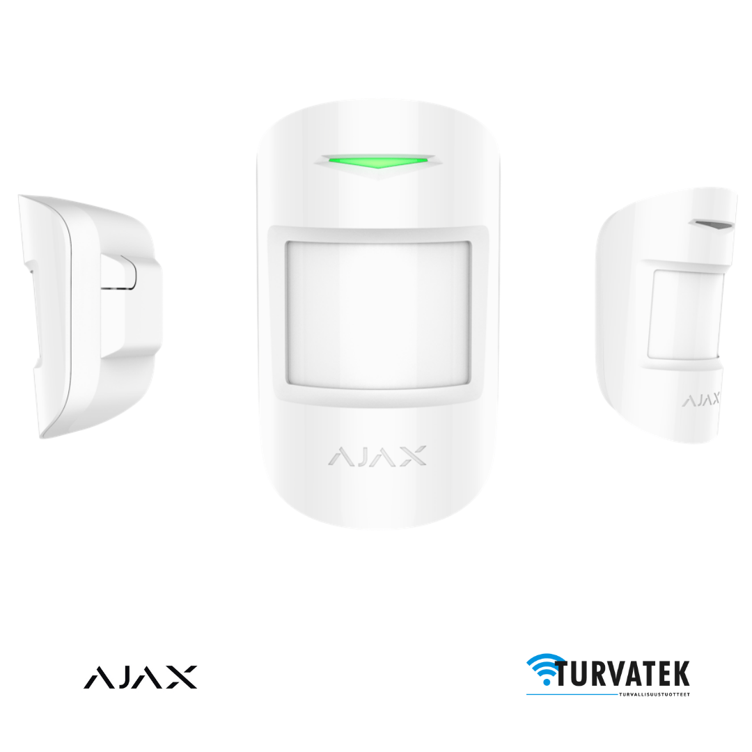 Ajax Motion Protect langaton liiketunnistin murtohälyttimeen