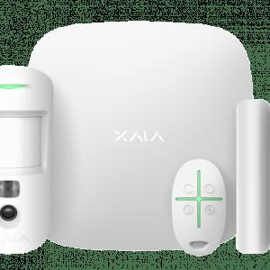 Ajax turvajärjestelmä kameralla Ajax Hub2 kameratunnistin