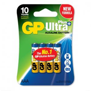 Edullinen GP Ultra+ alkaline patteri LR03 / AAA