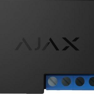 Ajax WallSwitch rele 230V sähkölaitteiden mobiiliohjaukseen