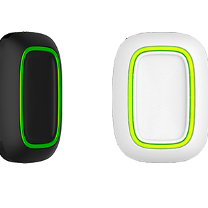 Ajax Button monitoimipainike. Hätäpainike jolla voidaan ohjata kodin sähkölaitteita