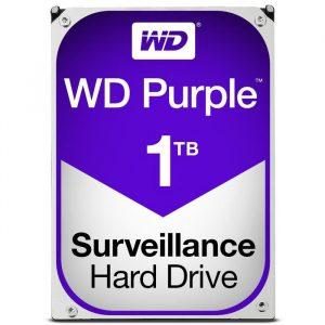 1 TB Western Digital kovalevy valvontakameralle