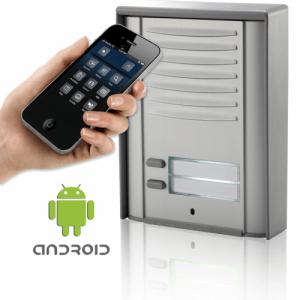 GSM toiminen ovipuhelin UP200