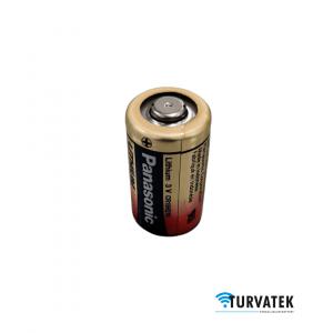 CR2 3V litiumparisto panasonic